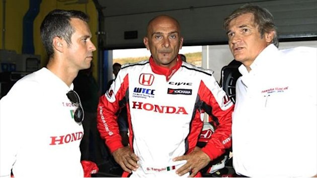 Tarquini on new WTCC Honda