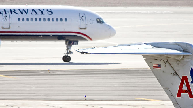 Report: AMR, US Airways boards to meet this week