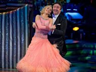 Mark Benton danced a foxtrot and survived a third dance off on SCD 2013