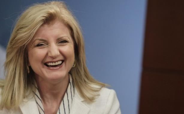 Arianna Huffington Knows a Lot About Non-Stories