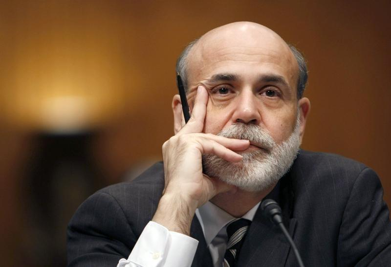 With blog, Bernanke has new platform to make old argument