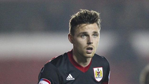 Paul Anderson has signed from Bristol City (PA Photos)