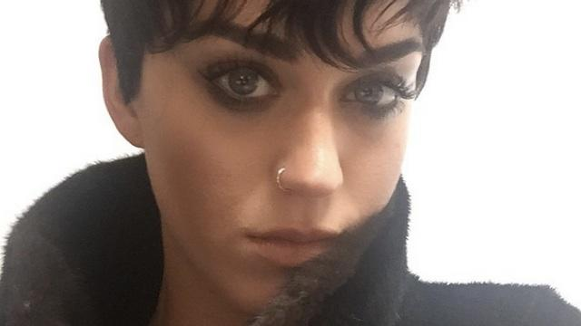 Katy Perry Shows Off Super Short Hair: 'I Asked for the Kris Jenner'