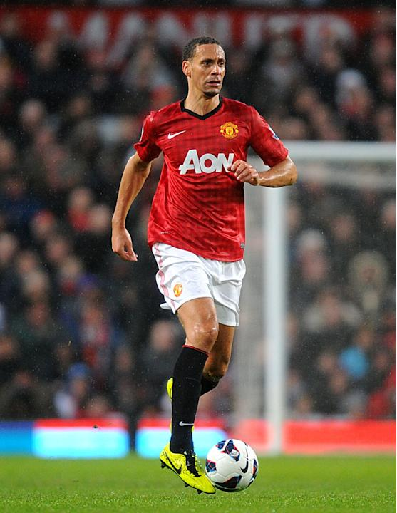 Soccer - Rio Ferdinand File Photo