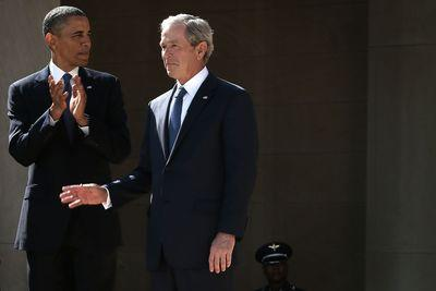 "George W. Bush's advice to Obama on ISIS: ""You kill 'em"""