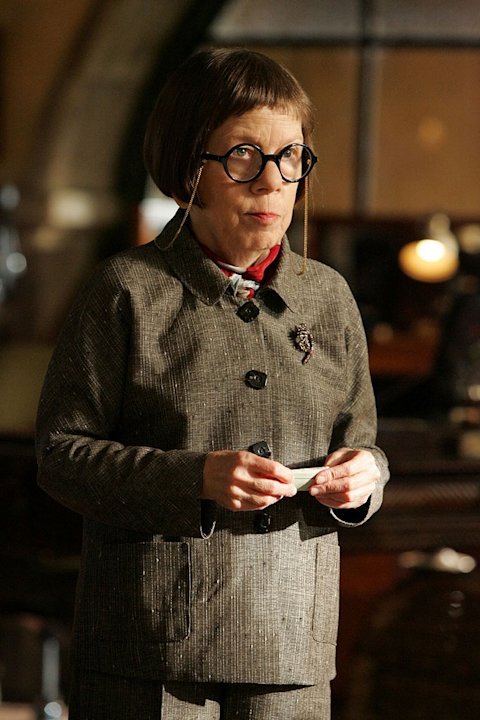 "Linda Hunt stars as Hetty Lange in ""NCIS: Los Angeles."""