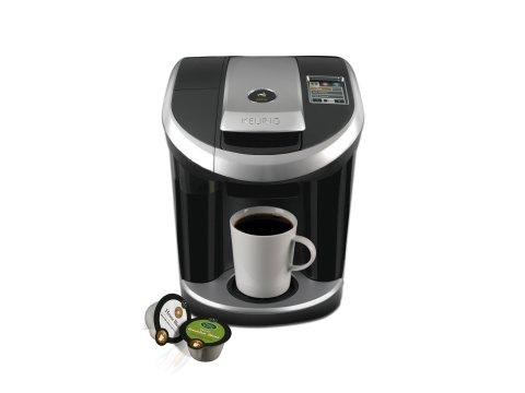 "Keurig Named ""Coffee Maker Brand of the Year"" in 2013 Harris Poll EquiTrend Equity Study"