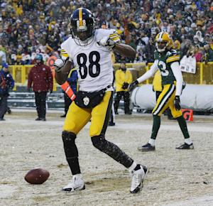 Steelers WR Emmanuel Sanders hoping for return