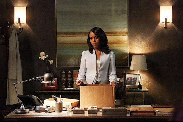 &quot;Scandal&quot; - &quot;White Hat's Back On&quot;
