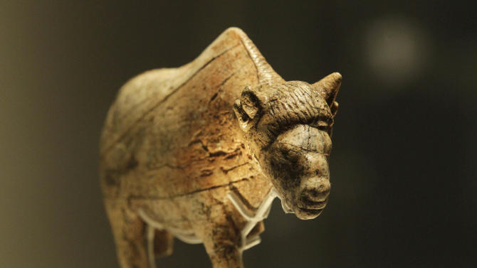 British Museum puts art from the Ice Age on show