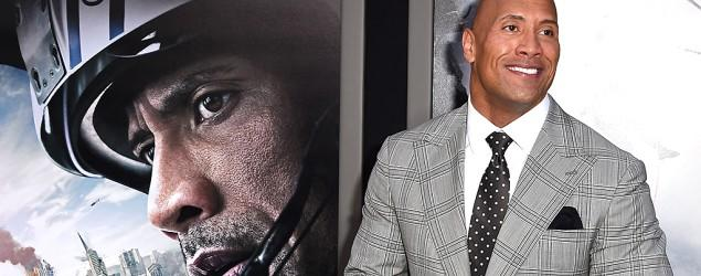 The Rock flexes his box-office muscle