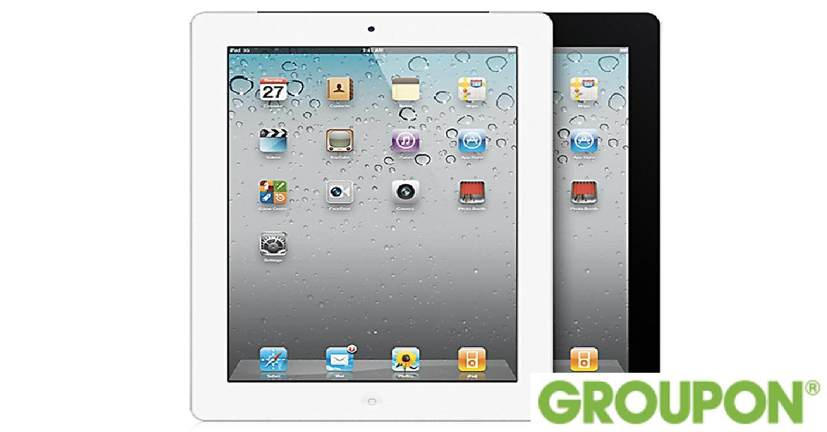 Apple iPad 2 for $189.99
