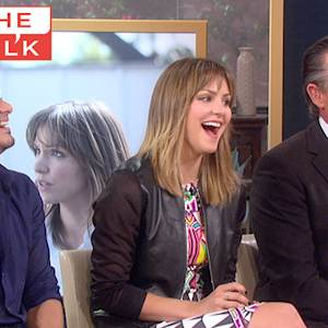 The Talk - The Cast of 'Scorpion' Spills on Season Premiere