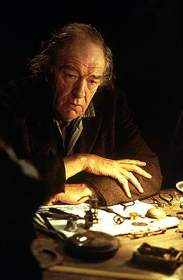 Michael Gambon in Warner Brothers' Charlotte Gray