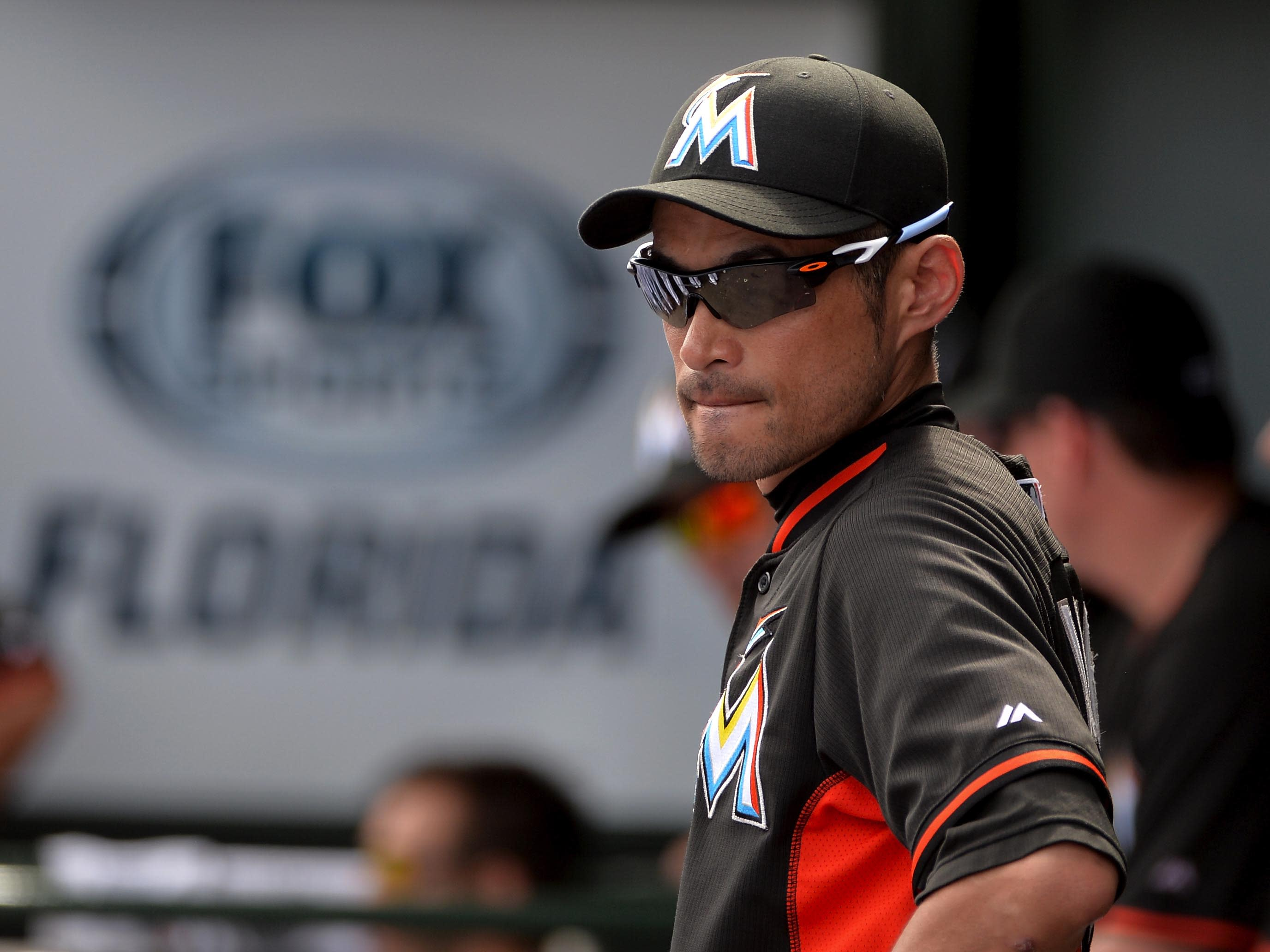 Ichiro compares free agency experience to being 'a puppy at a pet shop'
