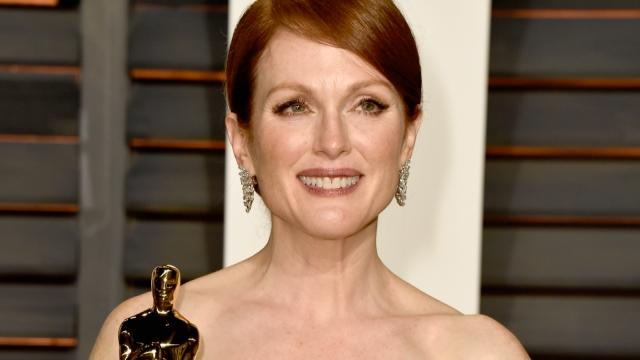 Julianne Moore Dropped from Turkish Tourism Ad for 'Poor Acting'?!