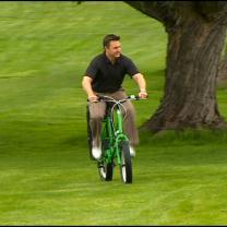 Brookview Introduces Bike-Friendly Golfing