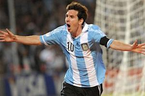Messi gets medical clearance