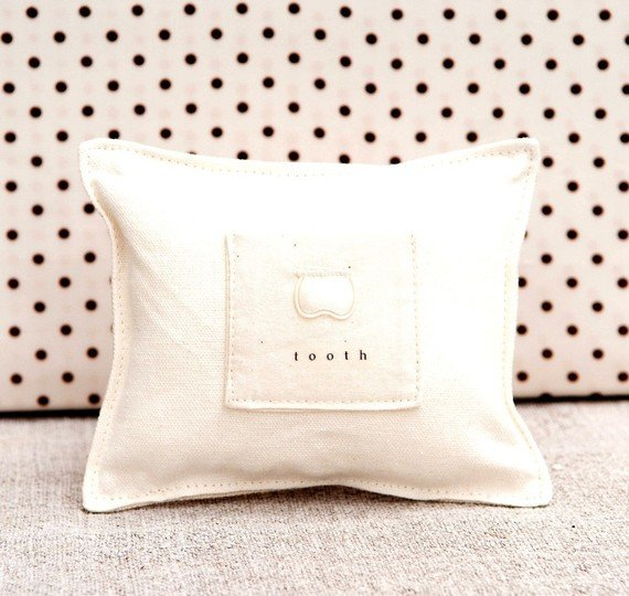 Little Hemp Tooth Fairy Pillow