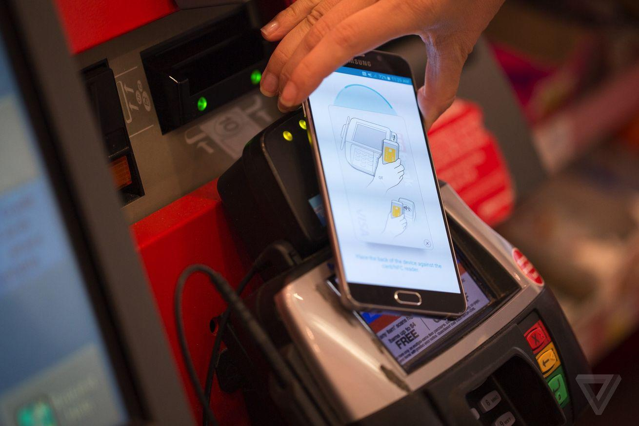Chinese hackers may have stolen the technology behind Samsung Pay