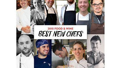 Food & Wine Announces Best New Chefs 2015