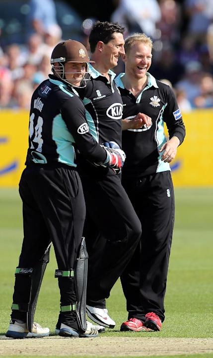 Cricket - Friends Life T20 - Kent v Surrey - Canterbury