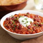 Half-Hour Chili