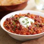 Half-Hour Chili