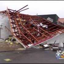Fierce, Deadly Storms Rip Through The South