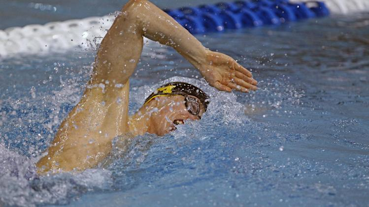 Cal wins NCAA men's swimming title