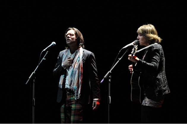 Sundance London - MUSIC EVENT: RUFUS & MARTHA WAINWRIGHT at IndigO2
