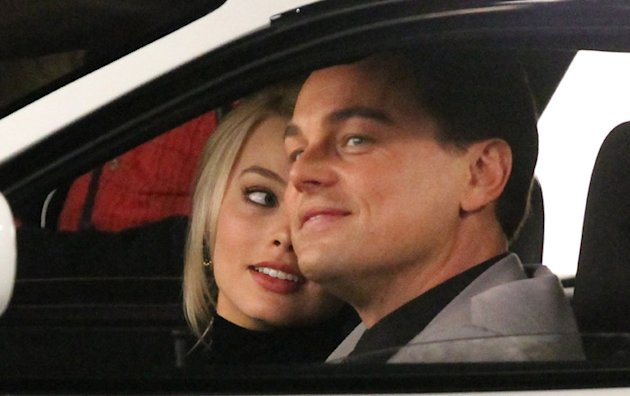 Leonardo DiCaprio : Cest chaud avec Margot !