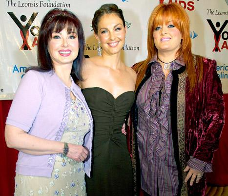 "Wynonna Judd on Sister Ashley Judd's Possible Bid for 2014 Senate Run: ""Of Course I'd Vote For Her!"""