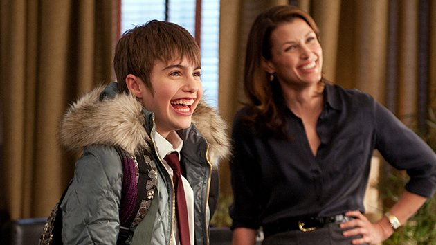 """My Funny Valentine"" -- Nicky Reagan-Boyle (Sami Gayle) thinks it's a good idea for her mom, Erin Reagan-Boyle (Bridget Moynahan) and her boss, Charles Rossellini, to take their flirtatious banter a step further, on ""Blue Bloods."""