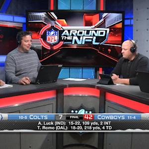 'Around the NFL' Podcast: Colts vs Cowboys recap