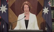 Gillard Warns Of 'Doomsday' In Spoof Video
