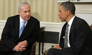 President Obama and Israeli Prime Minister Benjamin Netanyahu meet on May 20: During the latest flare-up of violence in the Mideast, Obama has staunchly proclaimed Israel's right to defend itself.