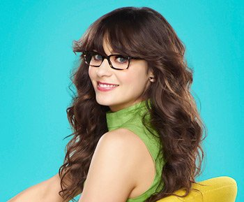 Zooey Deschanel is Jess on 'New Girl' (Autumn Dewilde/Fox)