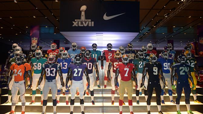NFL: Super Bowl XLVII-NFL Experience