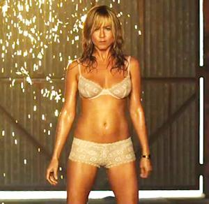 Jennifer Aniston seen in 'We're The Millers' -- Warner Bros