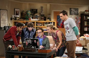 Ratings: 'Big Bang Theory,'&nbsp;&hellip;