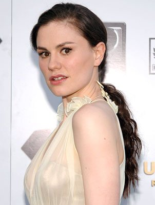 Anna Paquin at the Westwood premiere of Warner Bros. Pictures' Superman Returns