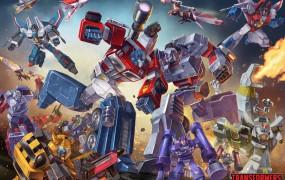 Transformers: Earth Wars requires Hasbro, Backflip, and Space Ape to come together like Devastator