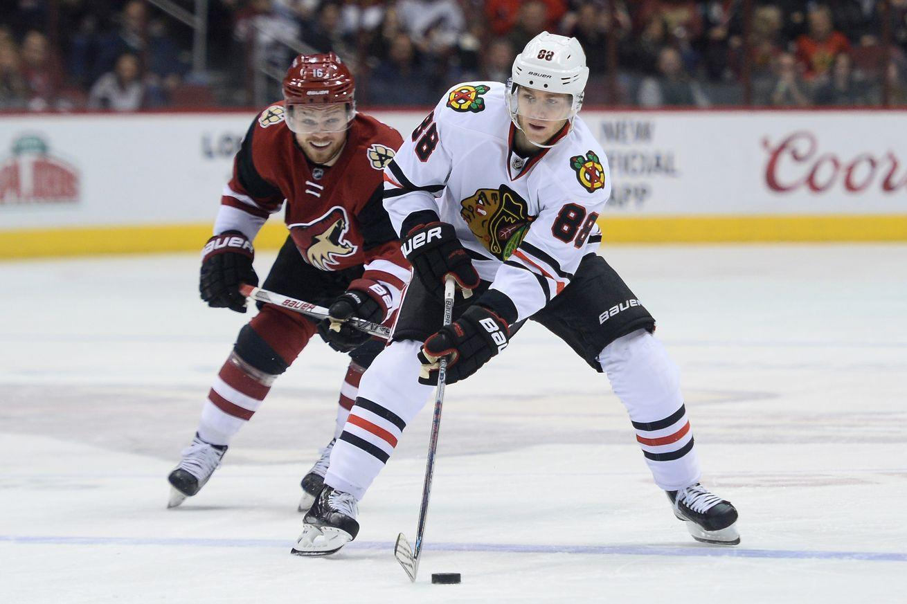 Stanley Cup odds 2016: Blackhawks, Capitals leading the way on NHL futures