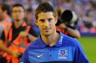 Moyes confirms Everton pair Mirallas and Gibson are out of Reading clash