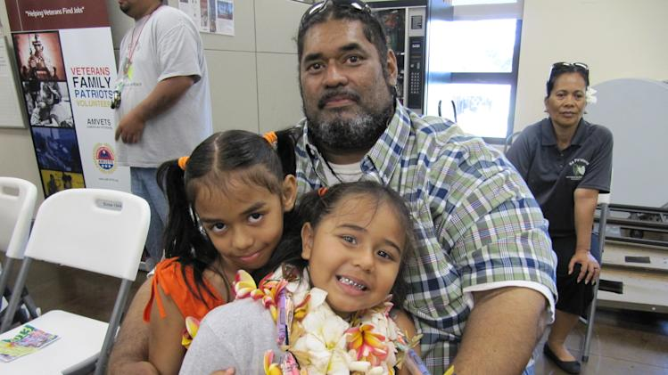 Hawaii homeless preschool graduates 35 children