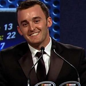 Dillon accepts NNS championship award