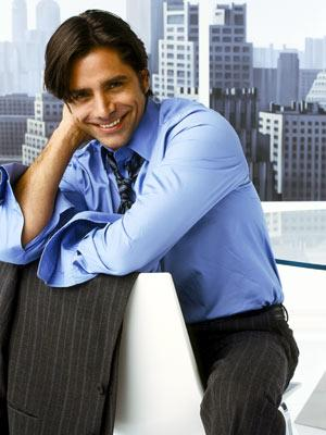 John Stamos ABC's Jake in Progress