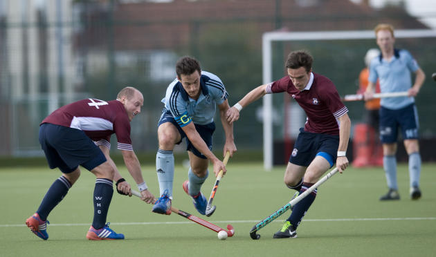 Hockey - NOW: Pensions Hockey League Premier Division - Wimbledon v Reading - Wimbledon HC