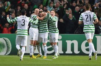 'We're never written off' - Hooper thrilled with Celtic Champions League progress
